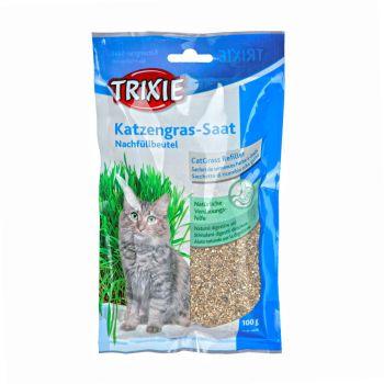 Трава для кошек Trixie 100 г
