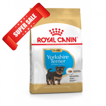 Сухой корм для собак Royal Canin Yorkshire Terrier Puppy 7,5 кг