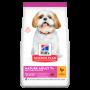 Сухой корм для собак Hill's Science Plan Canine Mature Adult 7+ Small & Miniature Chicken 1,5 кг