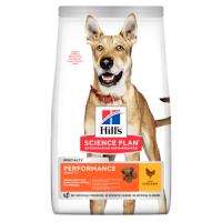 Сухой корм для собак Hill's Science Plan Canine Adult Performance Chicken 14 кг