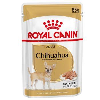 Акция 8+4! Влажный корм для собак Royal Canin Chihuahua Adult 85 г х 12 шт