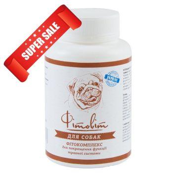 Фитокомплекс для собак (для пищеварения) ProVET Фитовит, 100 таблеток