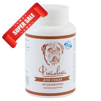 Фитокомплекс для собак (противоаллергенный препарат) ProVET Фитовит, 100 таблеток