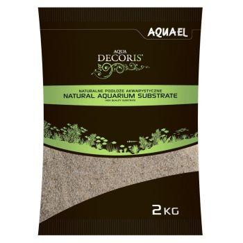 Песок для аквариума Aquael 2 кг (0,4-1,2 мм)