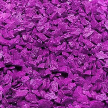 Грунт для аквариума Zeta Розовый 1 кг (5-10 мм)