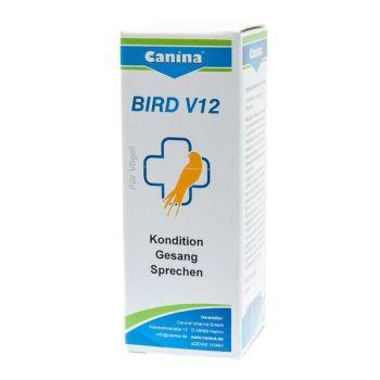 Витамины для птиц Canina «BIRD V12» капли 25 мл (мультивитамин)