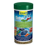 Сухой корм для аквариумных рыб Tetra в чипсах «TetraPro Algae» 500 мл (для травоядных рыб)