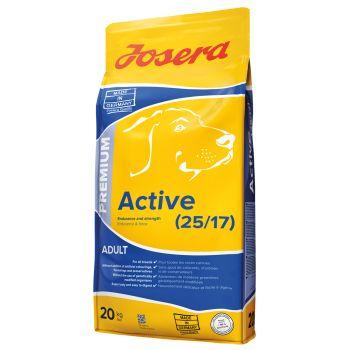 Корм для собак Josera Active 20 кг