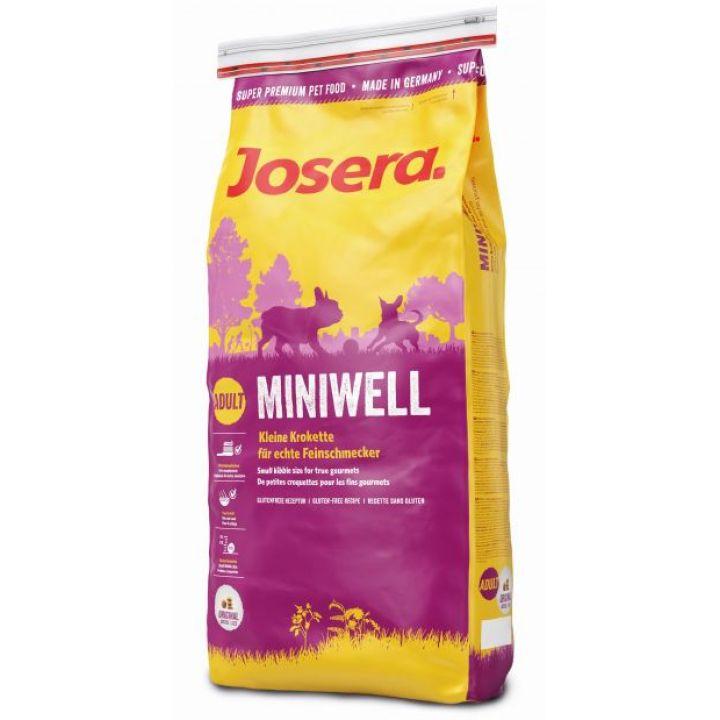 Корм для собак Josera MiniWell 1,5 кг